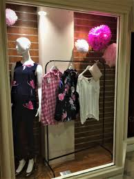 An Attractive Visual Store Display Change Rooms Vintage Style Ideas Retail Creative Clothing Displays