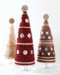 Flocking Powder For Christmas Trees by Glittered Holiday Crafts Martha Stewart