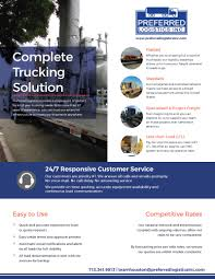 Can I Download An Overview Of Your Trucking Services? | Preferred ... Trucking Services Home Pferred Cartage Transcon Adam Dworak Professional Truck Driving School Ltd Calgary Alberta Toyota Malawi Hino Special Offer Pfredcarriers Web By Business In Edmton Magazine Issuu Niece Jobs Facebook Why Shipping Is Popular Flatbed Companies Directory Ajp Transportation Rodney T Peterbilt 379 Straight Pipes Youtube Carriers Inc Company