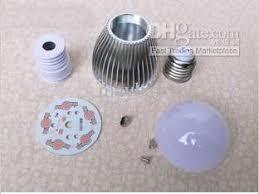 2018 5w high power led bulb accessory diy led l parts kit e27