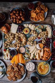 silvester snacks und cheese board rezepte für das silvesterbuffet