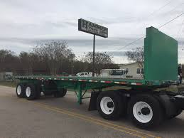 100 Flatbed Work Trucks For Sale TrailKing 2007 35 Piggyback Klift Setup