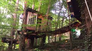 100 Treehouse In Atlanta This Airbnb Treehouse Is The Mostwishedfor Listing