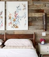 Rustic Eco Friendly Bedroom Vibes With Watercolors