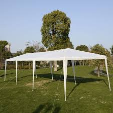 Wedding Tent 10'x30' Canopy Party Outdoor Gazebo 4 Side Walls ... Amazoncom Claroo Isabella Steel Post Gazebo 10foot By 12foot Outdoor Stylish Modern Sears For Any Yard Ylharriscom 10 X 12 Backyard Regency Patio Canopy Tent With Gazebos Sheds Garages Storage The Home Depot Perfect Solution Pergola This Hardtop Has A Umbrellas Canopies Shade Fniture Instant 103 Best Images About On Pinterest Pop Up X12 Curtains Framed