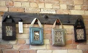 Handmade Reclaimed Wood Home Sign