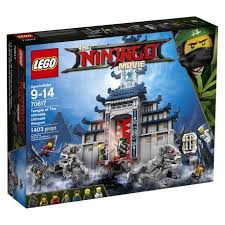 Floor Jack Walmart Canada by Lego Ninjago Temple Of The Ultimate Ultimate Weapon 70617