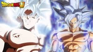 SUPER SAIYAN SILVER CONFIRMED MASTERED ULTRA INSTINCT GOKU DRAGON BALL EPISODE 129