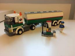 100 Lego City Tanker Truck LEGO Tank 3180 In Rustington West Sussex Gumtree