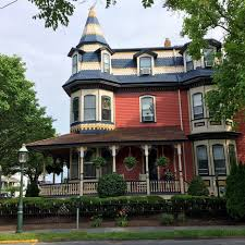 100 Victorian Property Neighborhoods Cape May NJs Charming Homes The San