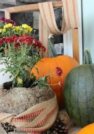 Carvable Foam Pumpkins Walmart by Concrete Pumpkins The Wood Grain Cottage
