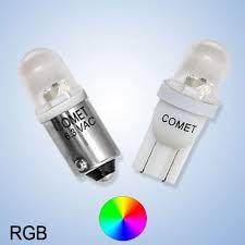 led bulbs pinball color changing cometpinball