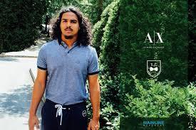 Versatile Casual Style Armani Exchange X The Urban Gent