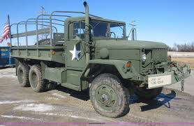 1977 Am General M35A2 2.5 Ton Truck | Item F8018 | SOLD! Mar...