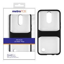MetroPCS LG K20 Plus SHELL Designer Gel Case Downtown Cellular