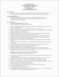 Property Management Resume Template Unique Mesmerizing Resident Manager Skills In Sample Hotel