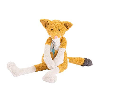 Moulin Roty Petite Chaussette Little Fox Plush Toy - Small