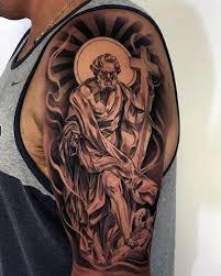 30 Simple Elegant Cross Tattoos Design Ideas For Men