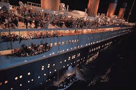 the titanic may have sunk due to a fire according to a new