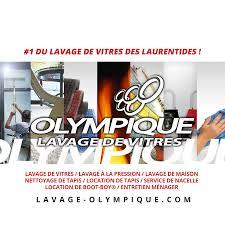 tapis st jerome lavage de vitres olympique