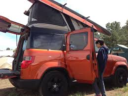 Hell Yeah, I Want To Do This To My Honda Element. (Truck Camping ... Nonamored Swat Truck Bush Specialty Vehicles Element Shrooms Phase 2 Skateboard Trucks Pair 3 Blackgold Seal 55 Wheels Bearings And Hdware Kit Truck 50 1pcs Dele Raw Monster Icon Premium Quality Bigfoot Car Jumping Through Cars Field Outline Of Fleet Business Commercial Vehicles Gm Show