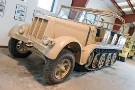 100 7 Ton Military Truck German 8ton Halftrack Tops 1 Million At Military Vehicl