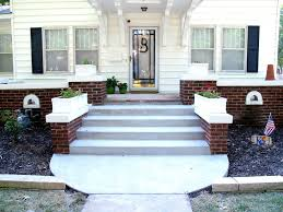 For the Love of Character Front Porch Steps Reveal