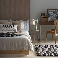 Inexpensive Bedroom Dresser Glass Top Grey Woven Carpet Solid Oak by Bedroom Colour Schemes Ideal Home