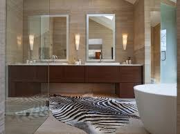 Zebra Print Bathroom Decor by 20 Travertine Bathroom Designs Ideas Design Trends Premium