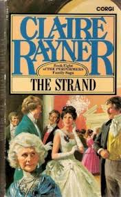 The Strand Performers Claire Rayner