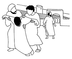 Parable Of The Tenants Coloring Page 2