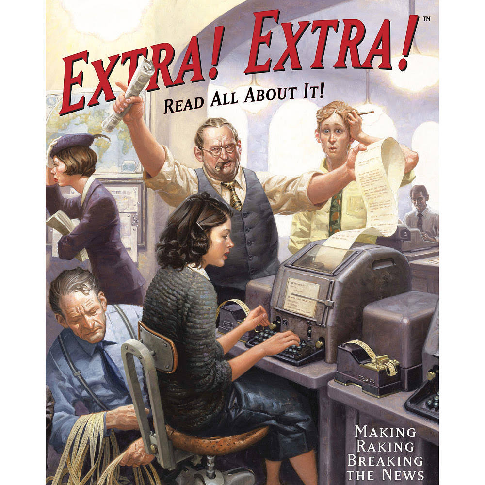 Mayfair Games Extra Extra Board Game