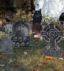 Funny Halloween Tombstones For Sale by Halloween Decorations Halloween Party Supplies Party City