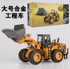 100 Big Toy Dump Truck USD 1377 Huina Large Alloy Construction Car Model Loader Alloy