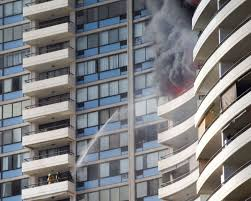 100 Marco Polo Apartments Probe Into Fatal Honolulu Apartment Tower Fire