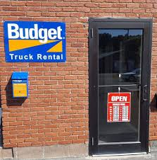 100 Budget Truck Rental Locations Of Johnson City Business Service Johnson