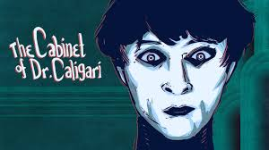 Cabinet Of Dr Caligari Remake by The Cabinet Of Dr Caligari W Industrial Soundtrack Youtube