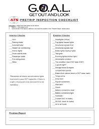 ATS's New Pre-Trip Inspection Checklist – American Truck Showrooms Spreadsheet Quality Assurance Templates Gidiye Redformapolitica Co Drivers Daily Vehicle Inspection Report Form And Car Maintenance Checklist New Weekly Atss Pretrip American Truck Showrooms 20 Beautiful Free Printable Form Sahilguptame Awesome Template Embellishment Resume Ideas Amazoncom Rough Terrain Lift Annual Vehicle Inspection Pdf Dolapmagnetbandco Daily Truck The Ohio State University Forklift And Powered Industrial