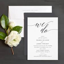 Catchy Wedding Invitations Images To Design Your Own Invitation In Graceful Styles 59201620
