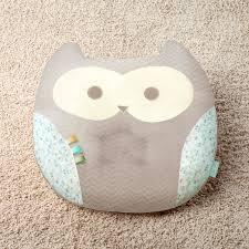 Cute Owl Car Floor Mats by Comfort U0026 Harmony Loungebuddies Infant Positioner Owl Walmart Com