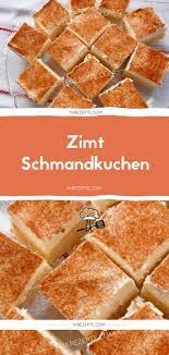 zimt schmandkuchen 1k rezepte sour cake savoury