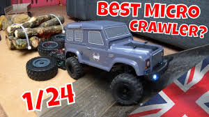 100 Rgt RGT Aventurer 124 Scale Worlds Best Cheap Micro Crawler Mini Land Rover Defender