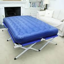 air mattress beds with frame