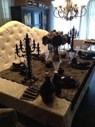 Halloween Party Ideas Dining Room Design Decor