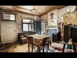 Abandoned Farmhouse In Belgium TV And Lights Still Worked