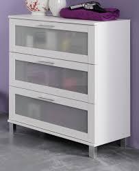 badezimmer kommode florida weiß glas satiniert 70x89 cm