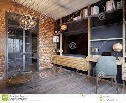 100 Urban Loft Interior Design Contemporary Modern Scandinavian Living Room Stock