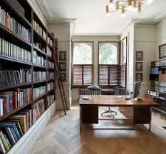 Private Home In Chiswick London Transitional Office