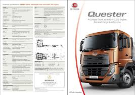 Quester CKE MDE8 Cargo Specification Sheet By UD Trucks Corporation ... Ud Quester Wikipedia Trucks Croner Filejasdf Damp Truckud Quon 472352 Front View At Shizuhama Air Truck Company Is Celebrating Its Big 40 The Northern Daily Leader Launch New Versatile Croner Range Trucks Brings The New Quester 8l Nationwide Tcie 2004 Nissan Truck Agreesko Launches In The Middle East Tires Parts News Cwm To A Product Comparison Youtube Wikiwand