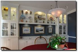 Extraordinary Built In Dining Room Cabinets 0 Corner Cabinet For